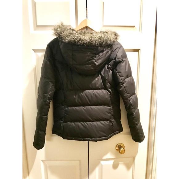 Columbia Women's Puffer Coat Detachable Fur Hood